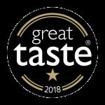 Winner of the 2018 Great Taste 1 star award